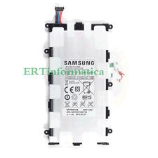 BATTERIA ORIGINALE SAMSUNG SP4960C3B SAMSUNG GALAXY TAB 2 7.0 P3100 4000mAh