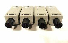 Lot of 4 Sony SSC-DC134 CCD Color Video Security Camera Cameras Pentax Lens 8mm