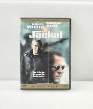 The Jackal DVD Movie Original Release