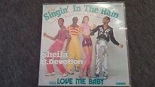 Sheila B. Devotion-perche 'in the rain LP Club Edition
