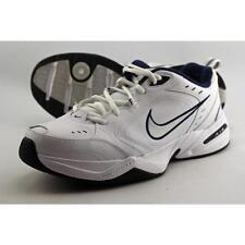 online store c213d 3576d Nike Air Monarch IV Men US 11 White Walking Shoe UK 10 EU 45 Pre Owned