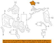 MINI OEM 08-13 Cooper Turbo Turbocharger-Pressure Regulator Valve 11657599547