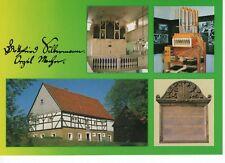 AK Ansichtskarte Gottfried Silbermann / Handschrift / Orgel / Geburtshaus