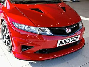 Honda Civic FN2 Type R MG Style Grill