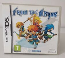 FROM THE ABYSS GDR  NINTENDO NDS DS DSi 3DS 2DS PAL ITALIANO COME NUOVO