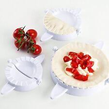 Ravioli Pasta Press Cutters Pasty Turnover Makers, Sizes 9 Cm/12 Cm/15.5 Cm