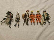 Naruto Figure Lot Mattel