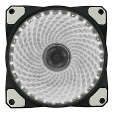 Game Max Galeforce 32 x White LED 12cm Cooling Fan Efficient Cooling Systems