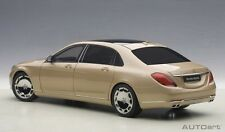 1/18 Autoart - MERCEDES Maybach Clase S 600 Champagne Gold
