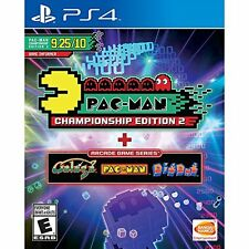 Pac-Man Championship Edition 2 Arcade Game Series PS4 Video Games Play Station 4
