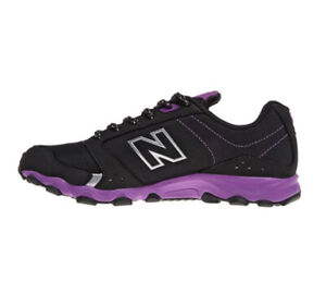 New Balance Active Lifestyle 661 Running Shoes Athletic Womens 8.5 Black Purple