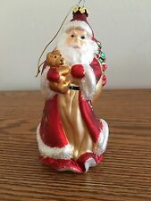 PartyLite Father Christmas (P7631)