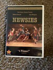 Disney Newsies 1992 DVD (2002)  Robert Duvall Ann-Margret,Christian Bale V.Good!