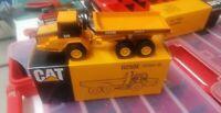 NZG 1:50 Rare Caterpillar D250E Special Dumper Kokosing Tan Colour Model Boxed