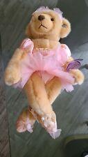 """Annette Funicello Collectible Teddy Bear 16"""" Ballerina NIB #93/2500"""