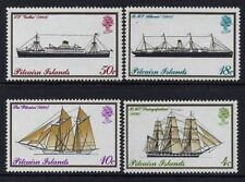 Ships, Boats Individual Pacific Stamps
