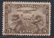 Canada, BOB, C1 Air Mail, Mint Never Hinged, Spacefiller, stained