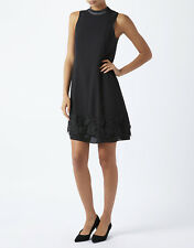 Monsoon Black Dress Size 12