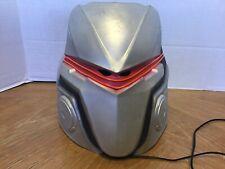 Fortnite Game Oblivion Cosplay Mask Helmet Costume Halloween Lights Up