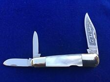 Fantastic Parker Cut Co Pearl Celebrated Dirk Knife #2
