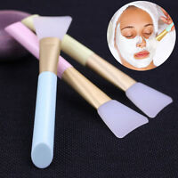 Silicone Professional Facial Face Mask Mud Mixing Skin Care Beauty Makeup Brush