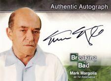 Breaking Bad Seasons 1 - 5 Mark Margolis as Tio Salamanca A7 Auto Card