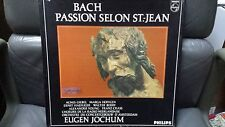 BACH - PASSION SELON ST JEAN GIEBLE/HOFFGEN - JOCHUM BOX VINYL EX/NM 2902033