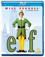 * Blu-Ray New Sealed Christmas Film * ELF * Xmas Movie