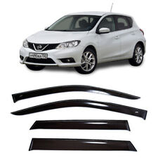 For Nissan Tiida Hb (C12) 2015-2017 Window Visors Sun Rain Guard Vent Deflectors