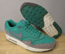 f99594721f75 RARE 2012 Nike Air Max 1 Stadium Green Grey Men s Running Shoes size 10.5