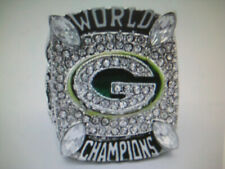 "2010 Green Bay Packers Super Bowl Champions Custom Ring ""RODGERS"" - Classy"