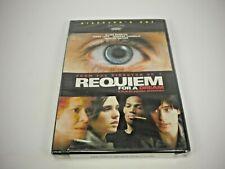 REQUIEM FOR A DREAM DVD (FACTORY SEALED)