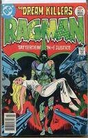 Ragman 1976 series # 4 very good comic book
