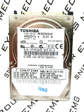 Toshiba 80GB MK8032GAX IDE (HDD2D15 A ZL01 S) Laptop HardDrive WIPED & TESTED!