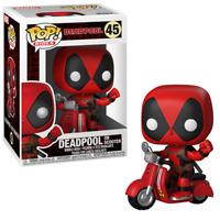 Deadpool On Scooter – Deadpool Pop! Vinyl Figure #48