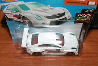 CADILLAC ATS-V-R BIANCA - HOT WHEELS - SCALA 1/55