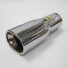 Auspuffblende Chrom Endrohr Stahl für Bmw E34 E39 M5 M3 M6 E36 E21 E30 E36