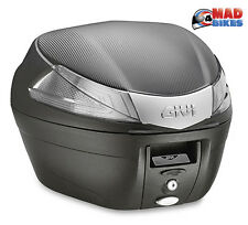 Givi B34NT Tech Motorcycle Scooter Top Box luggage Case - 34L