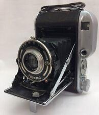Ensign 220 Auto Range Rollfilm Rangefinder Camera.