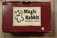 Tenyo T-174 Clyde the magic Rabbit New old Stock
