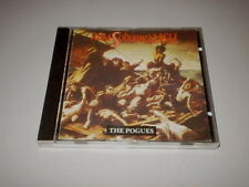THE POGUES - RUM SODOMY & THE LASH - RARE JAPAN CD 1985 - FIRTS PRESS -