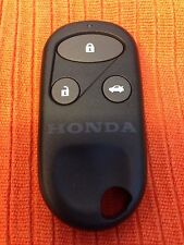 Honda Civic Accord Jazz Crv 3 Botón Remoto Fob Clave De Bloqueo Central De Alarma G8D-344HA