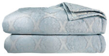 YVES DELORME SILENCE couvre lit bed cover coverlet 260 * 275 cm + 2 taies shams