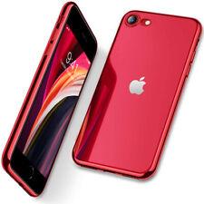 For iPhone SE 2020 8 7 Plus Case Transparent Clear Slim Lightweight Cover Bumper