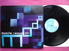 Vinyl LP 33T & 12* 45T / Depeche Mode – Remixes·04 / EU 2004 / L12BONG34 / EX