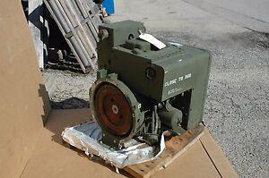 Engine, Diesel air cooled, MEP002A Gen-set, 2815-01-046-5861