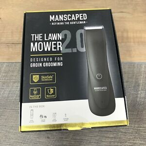 Manscaped The Lawn Mower 2.0 Designed For Groin Grooming - Brand New