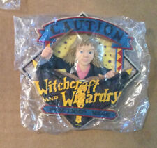 Harry Potter - Hermione Granger- 2000 - Resin Wall Plaque By Enesco Group
