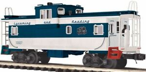 MTH 20-91254 Lycoming & Reading Extened Vision Caboose LN