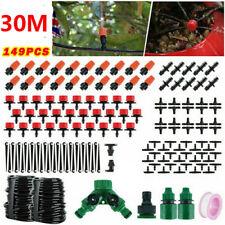 30M Micro Automatisch Bewässerungssystem Micro Bewässerung Tropfschlauch Garten